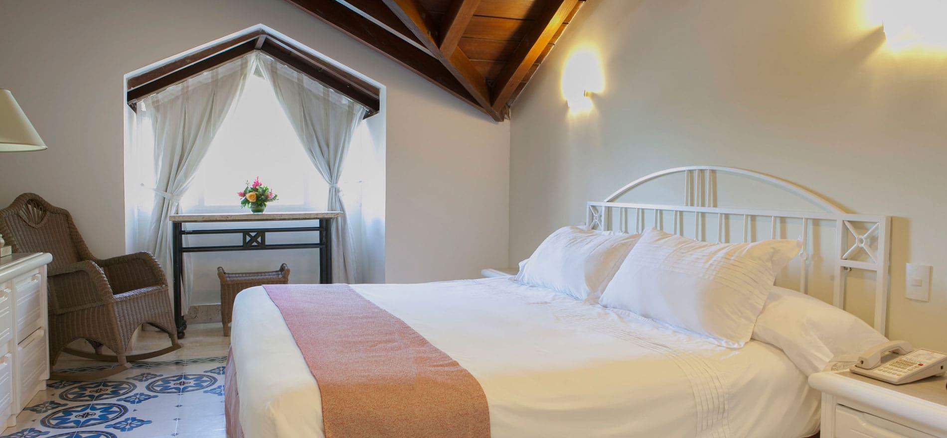 Habitaciones en cartagena Duplex en el hotel Casa de Playa