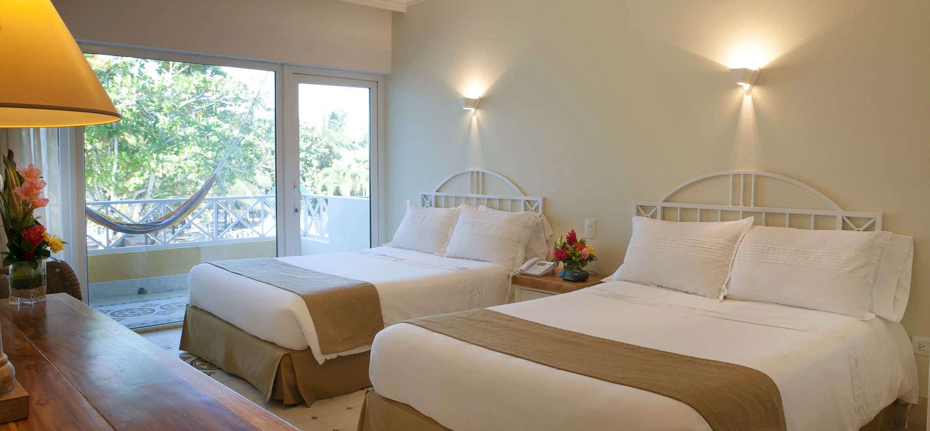 Habitaciones en cartagena Superior en el hotel Casa de Playa