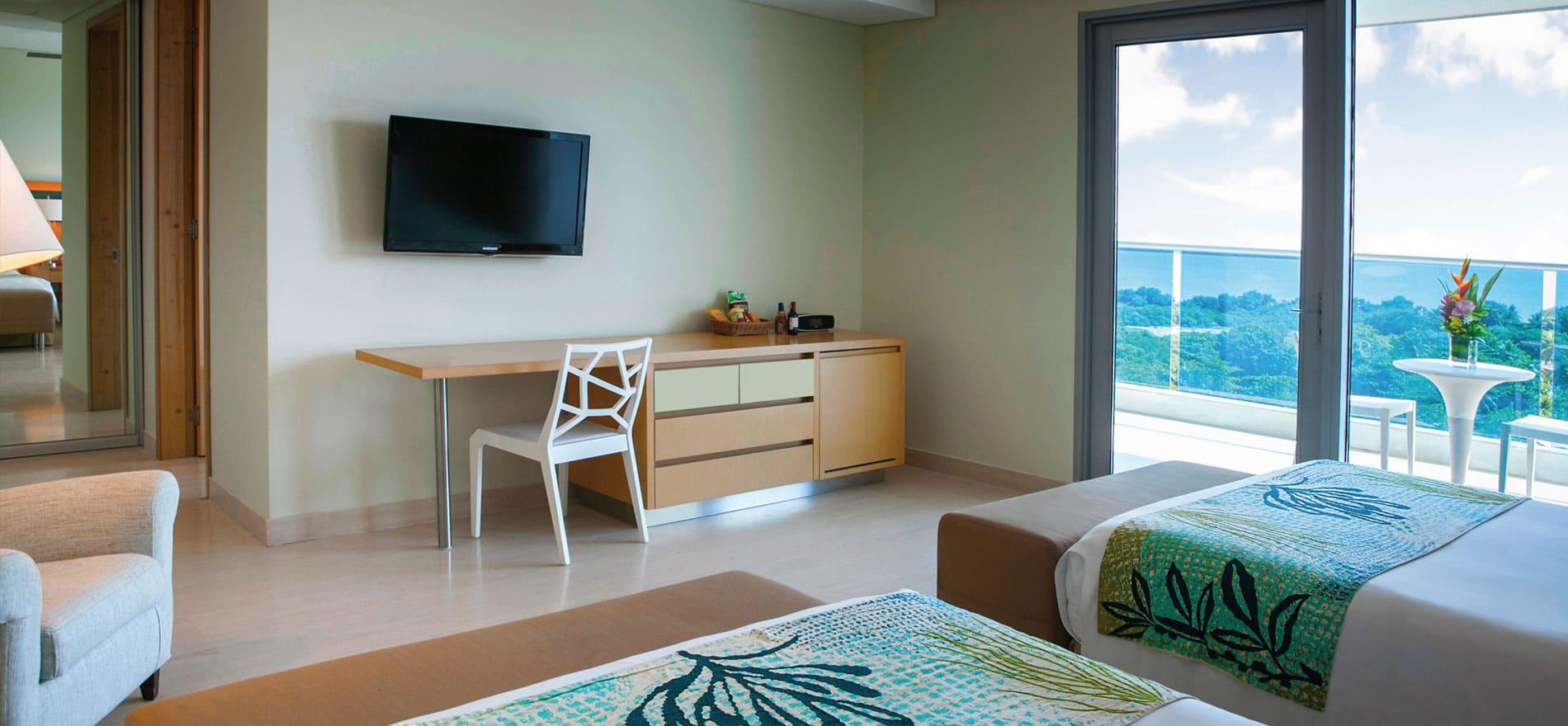 Habitaciones en cartagena Ejecutiva en el hotel Torre del Mar