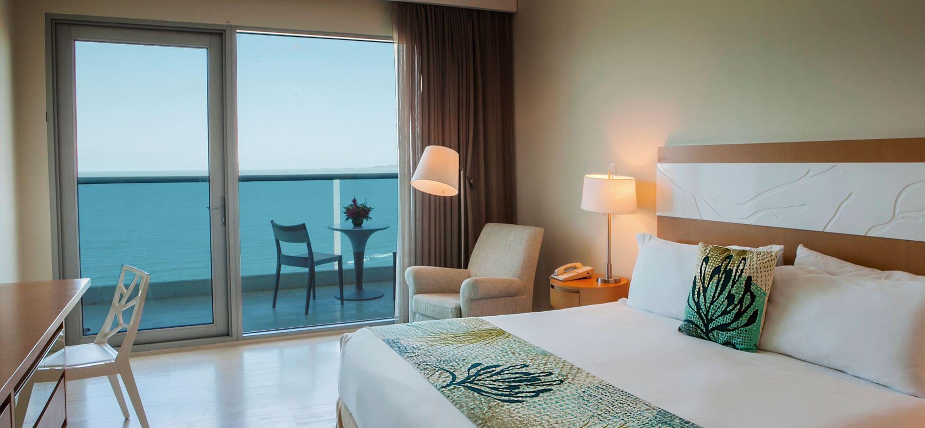 Habitaciones en cartagena Junio Suite en el hotel Torre del Mar