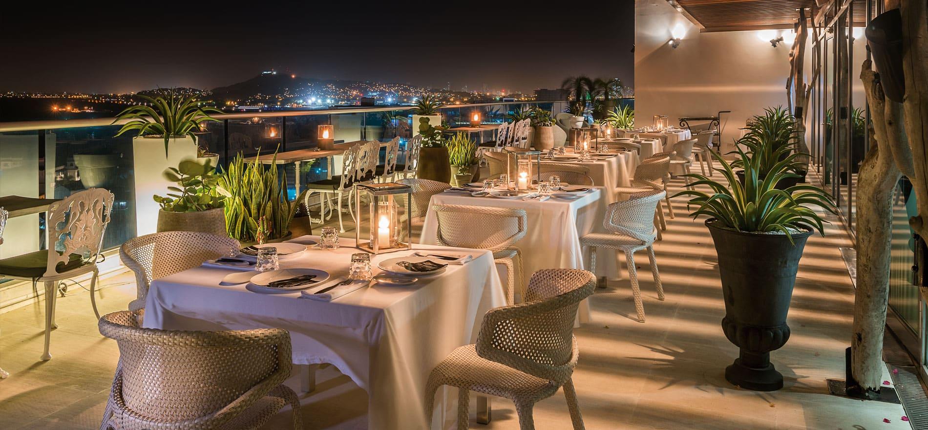 Erre en el hotel las americas entre los mejores restaurantes en cartagena
