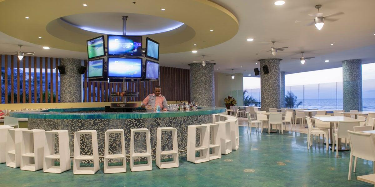 Mejores bares de Cartagena en Hotel Las Américas